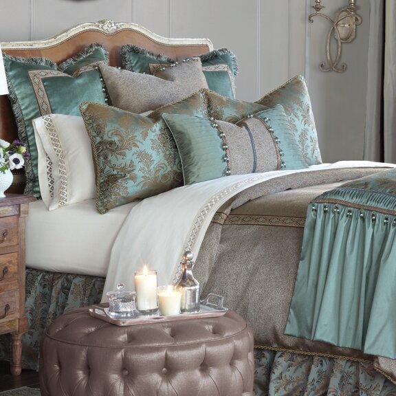 Monet Dunaway Umber Single Comforter