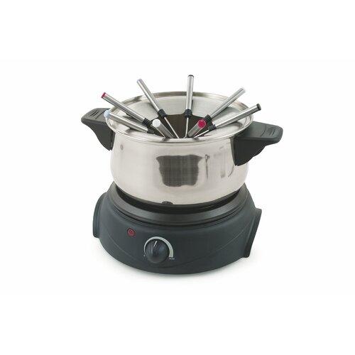 1|4 L Fondue-Set aus Aluminium ClearAmbient | Küche und Esszimmer > Küchengeräte > Fondue | ClearAmbient