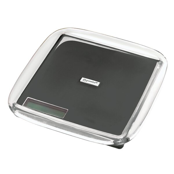 Latina Acrylic Electronic Digital Kitchen Scale by Guzzini