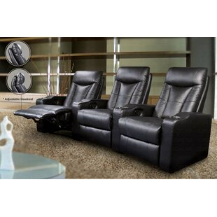 St. Helena Home Theater Seating Row of 2