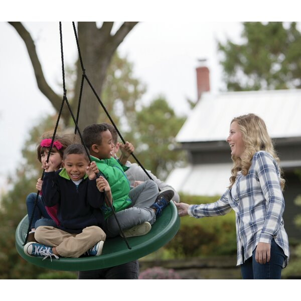 Super Duper Spinner Swing Seat by PlayMonster