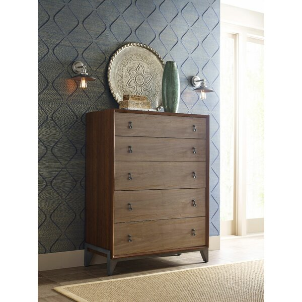 Nicolette 5 Drawer Dresser by Foundry Select