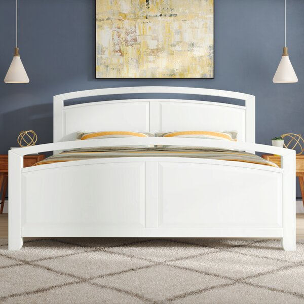 Poole Standard Bed by Wrought Studio