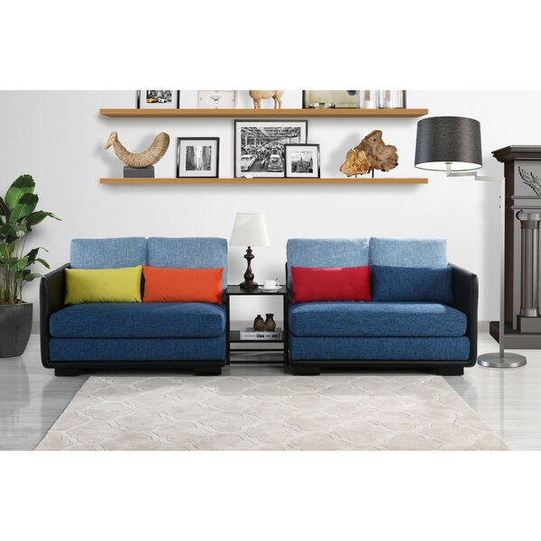 Nice And Beautiful Kirsty Sofa by Wrought Studio by Wrought Studio