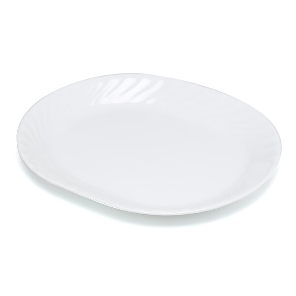 Vive Sculptured Square Serving Platter by Corelle
