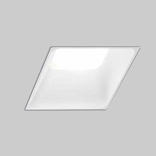 Darma 3.05 Square Recessed Trim by ZANEEN design