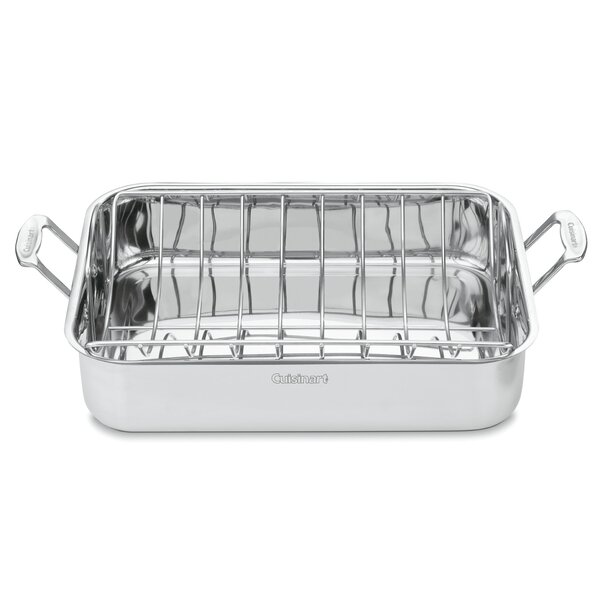 16 Roaster with Rack by Cuisinart