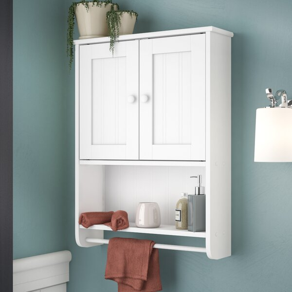 19.19 W x 25.63 H Wall Mounted Cabinet by Rebrilliant