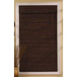Justina Outdoor Bamboo Roman Shade