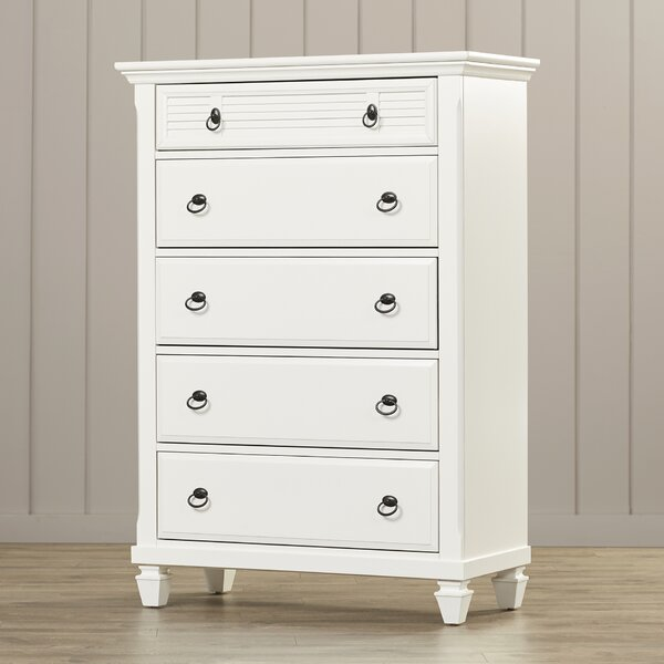 Torin 5 Drawer Chest by Beachcrest Home