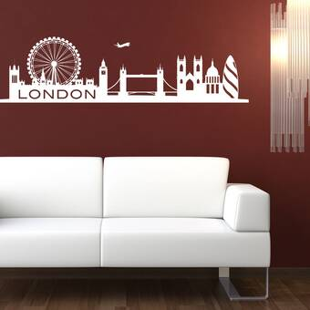 London Calling Wall Art Kit Brewster WPK96851