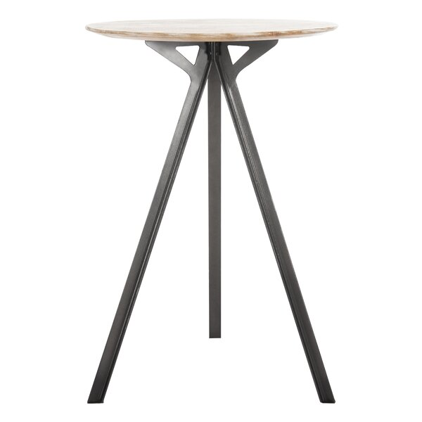 Esmond Tripod Pub Table by Union Rustic
