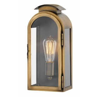 Buy clear Rowley Outdoor Flush Mount By Hinkley Lighting