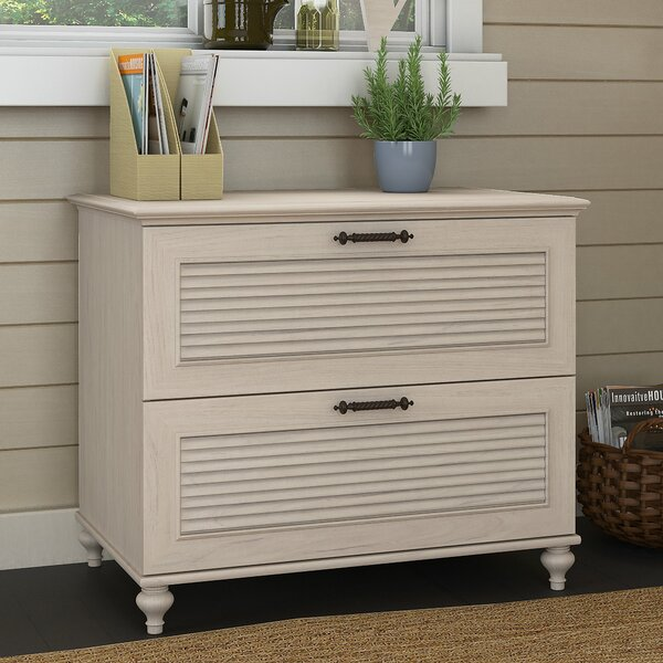 Volcano Dusk Lateral File Cabinet by Kathy Ireland Office by Bush