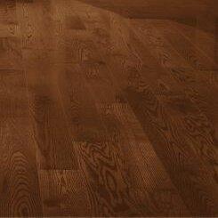 5 Solid Red Oak Hardwood Flooring in Saddle by Bruce Flooring