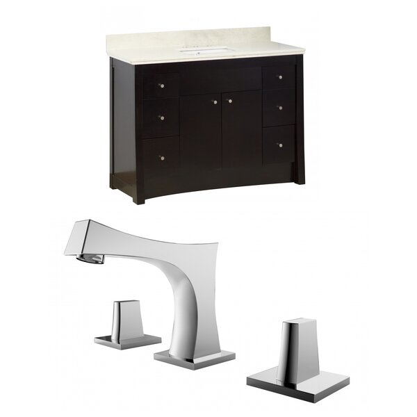 Vangundy 48 Single Bathroom Vanity Set by Royal Purple Bath Kitchen