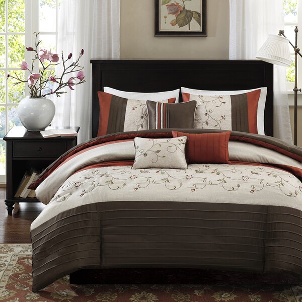 Willshire 6 Piece Duvet Cover Set by Darby Home Co
