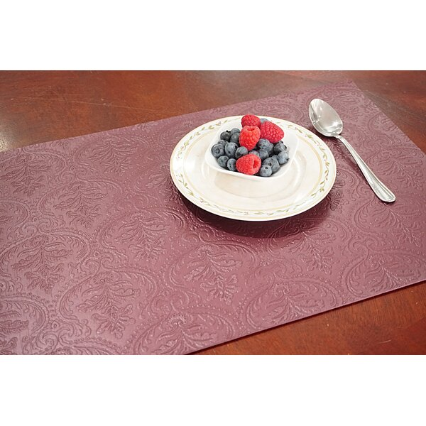 Venecia 18 Placemat (Set of 8) by Dainty Home