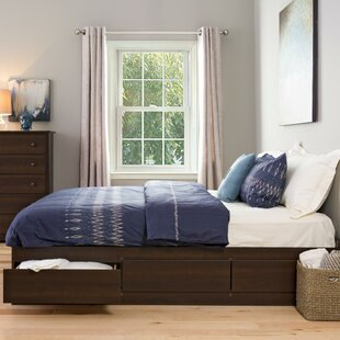 king platform bed with storage drawers. Haycraft King Storage Platform Bed With Drawers G