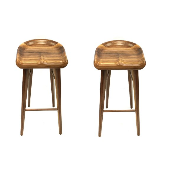 Alba 26 Bar Stool (Set of 2) by Foundry Select