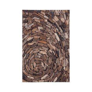 Great Driftwood Whirl Wall Décor