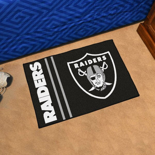 NFL - Oakland Raiders Starter Doormat by FANMATS