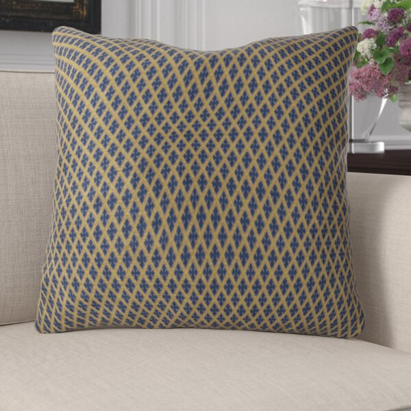 Flavia Luxury Throw Pillow by Astoria Grand