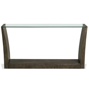 Carnamaddy Console Table by Ivy Bronx