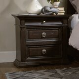 Treviso 3 Drawer Bachelor's Chest by Hooker Furniture