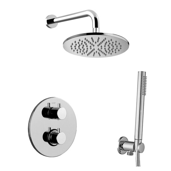 Light Diverter Shower Faucet Knob Handle by WS Bath Collections