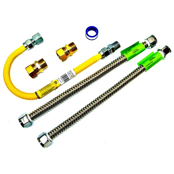 Gas Water Heater Installation Kit by Reliance