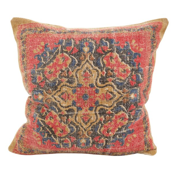 Rupert Mosaic Square Down Filled Throw Pillow by Bungalow Rose