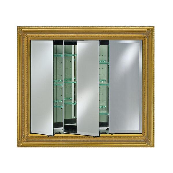 Waldenburg 51 x 40 Recessed Medicine Cabinet