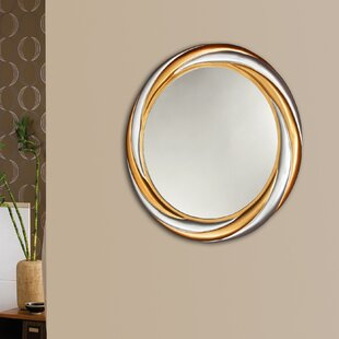 Find for Raab Framed Wall Mirror By Astoria Grand