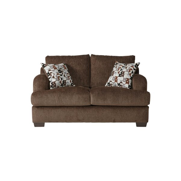 Best Savings For Handler Loveseat by Alcott Hill by Alcott Hill