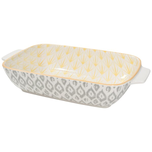 Rectangular Baking Sunstone Dish by Now Designs
