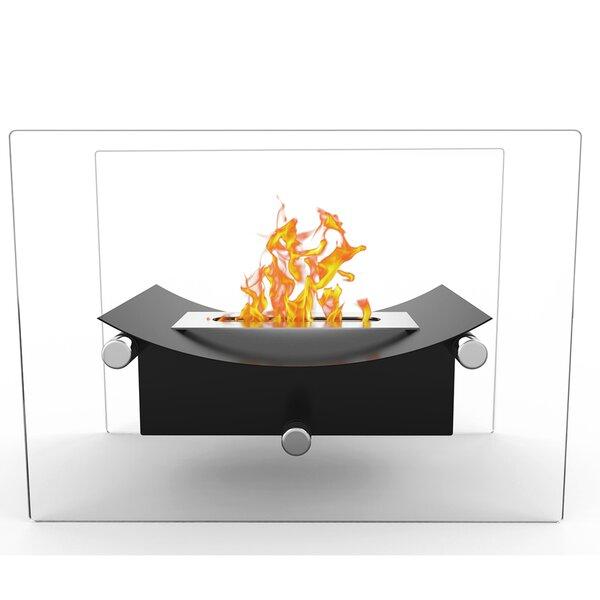 Arkon Portable Bio Ethanol Tabletop Fireplace by Regal Flame