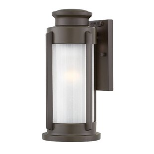 Compare & Buy Provencher 1-Light Outdoor Wall Sconce By Brayden Studio