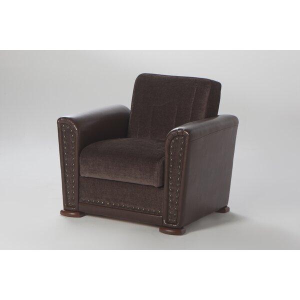 Read Reviews Hemlen Convertible Chair (Set Of 2)