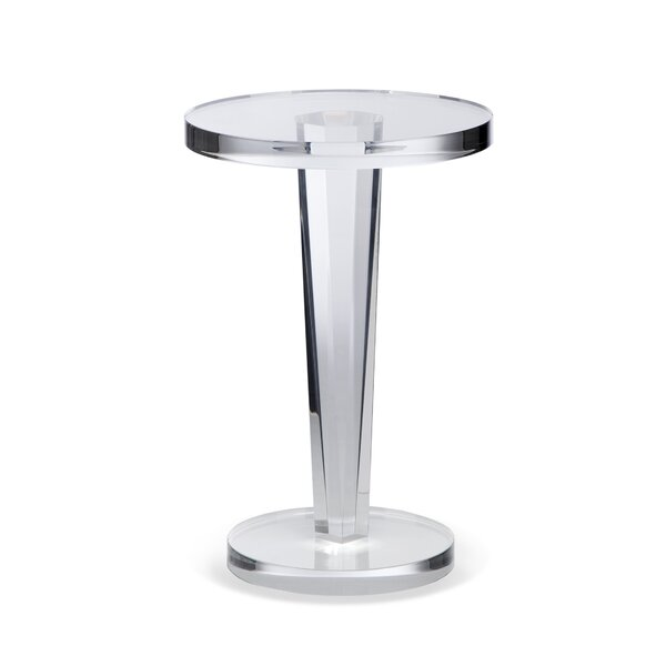 Liora End Table by Interlude Interlude