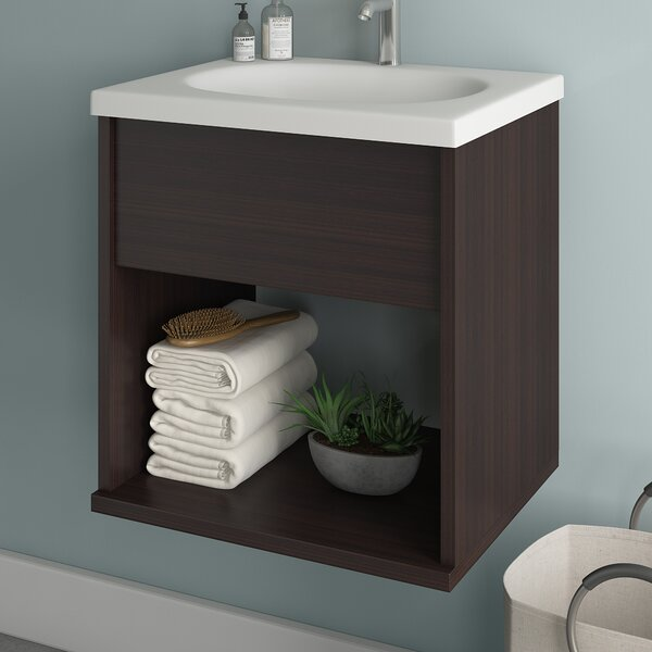 Meredith 19 Single Bathroom Vanity Set by Winston Porter