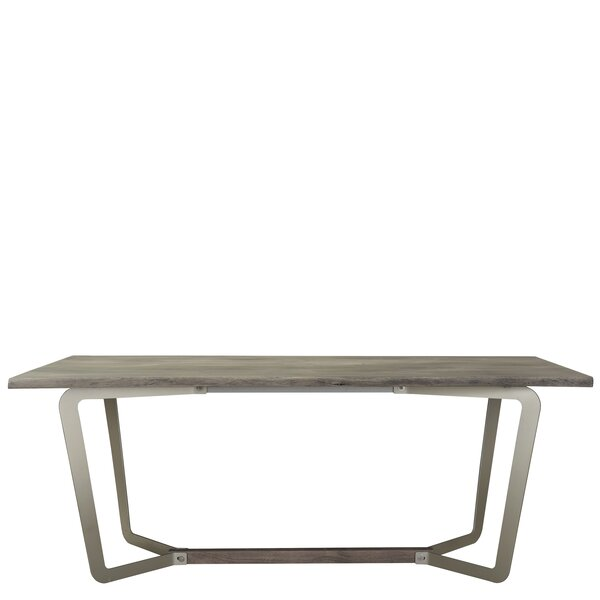 Abelardo Acacia Dining Table by Union Rustic Union Rustic