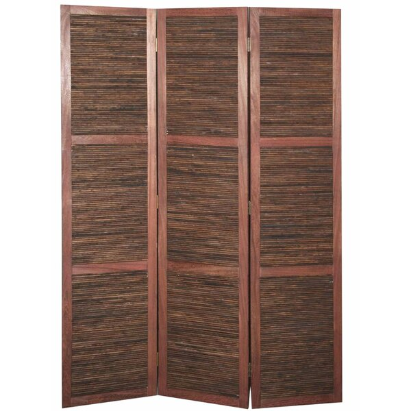 Ivanhoe 3 Panel 5.58ft Room Divider By Foundry Select
