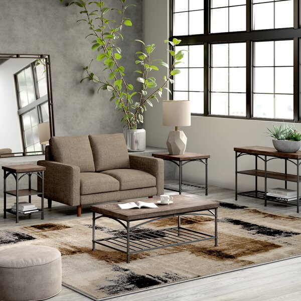 Franklin 4 Piece Coffee Table Set by Trent Austin Design