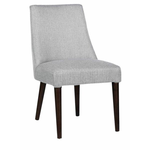Binkley Upholstered Dining Chair (Set of 2) by Corrigan Studio