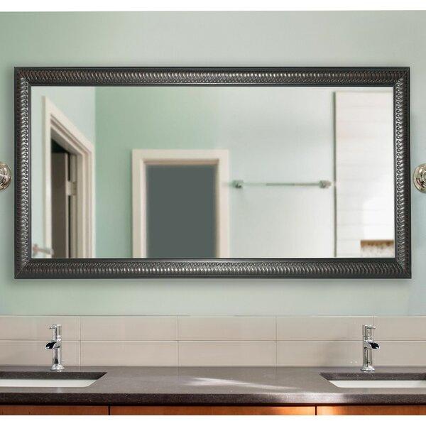 Kinard Royal Curve Bathroom/Vanity Mirror by Charlton Home