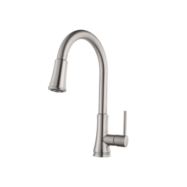 Pull Down Single Handle Kitchen Faucet by Pfister
