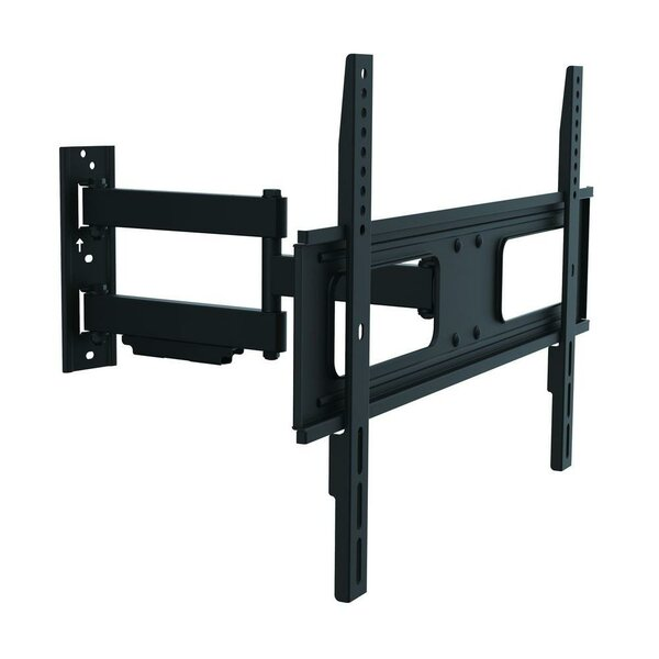 ProHT Full Motion TV Wall Mount for Curved & Flat Panel TVs Up to 70 by Inland Products