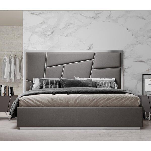 Marisol Upholstered Platform Bed by Orren Ellis