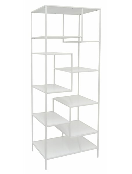 Nine Shelf Etagere Bookcase by Three Hands